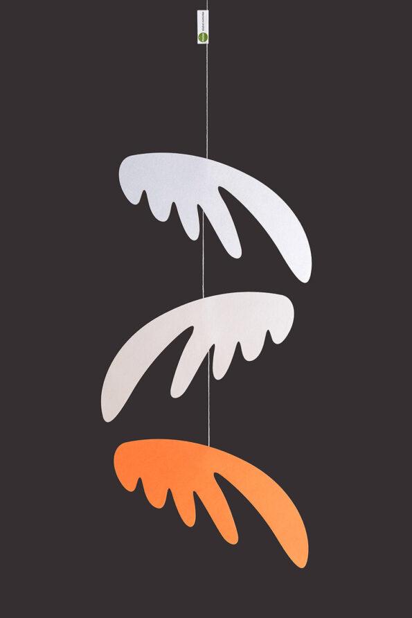 Pestrá křídla malá bílá
