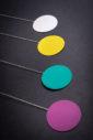 montessori závěsná dekorace - Gobbi pestrý