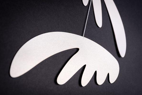 závěsná dekorace (mobil) - Andělská křídla