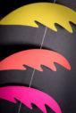 závěsná dekorace - Střapatá křídla