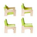 dětský rostoucí nábytek - židle
