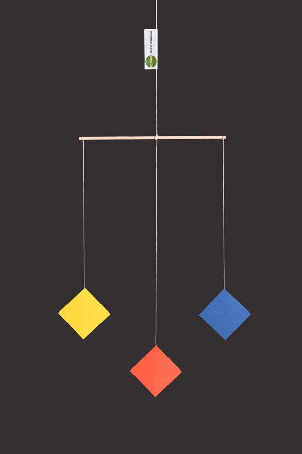 Trio 2D (Octahedron)