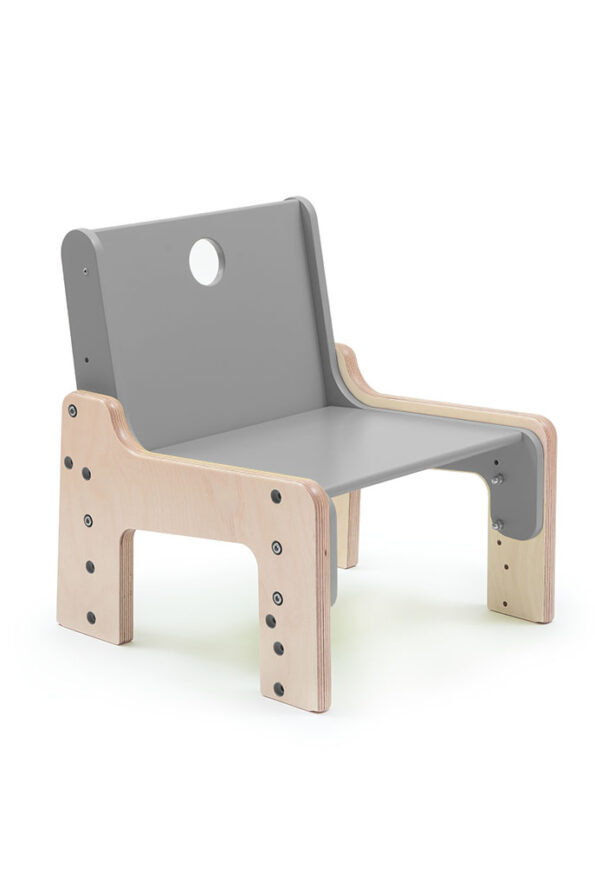 Rostoucí židle NUBE