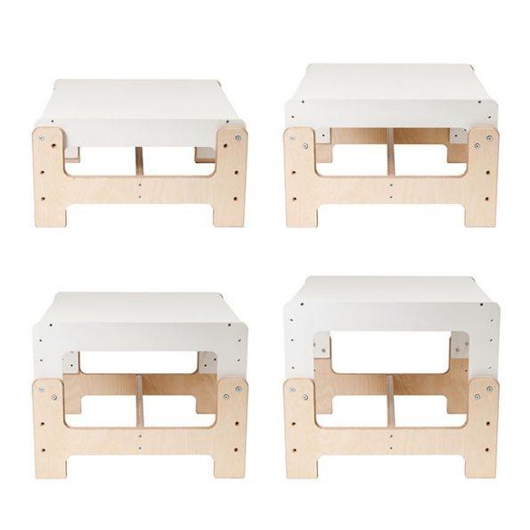 dětský rostoucí nábytek - stůl
